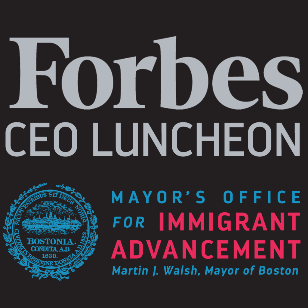 Forbes CEO Luncheon