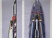 AZLoop's hyperloop competition pod