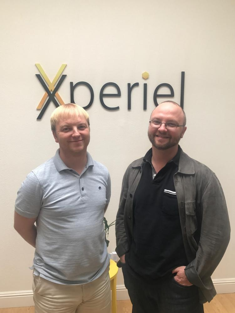Upstart 50 Inventor: Alex and Philipp Hertel, Co-founders at Xperiel