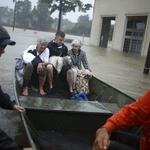 Flooding update: Levee at Columbia Lakes breached; Addicks overflows