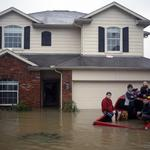 Taxpayers face lion's share of $50bn storm Harvey bill