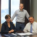 100-year-old firm invests in open office renovation