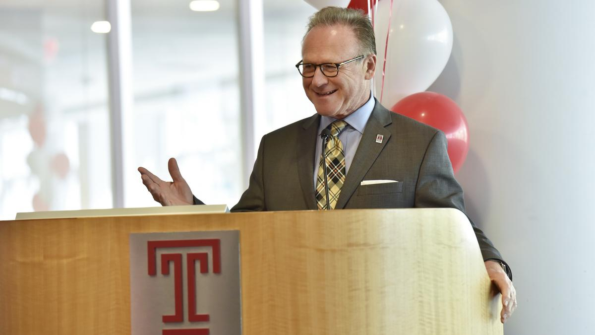 Dean Moshe Porat On How Temple Keeps Its Online Mba