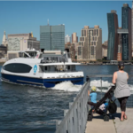 N.Y.C Ferry launches Astoria route