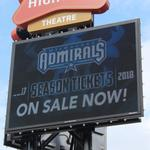 Admirals lead revenue surge at Panther Arena