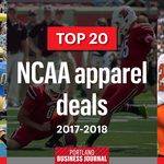 Exclusive: See the top NCAA apparel deals for 2017/2018
