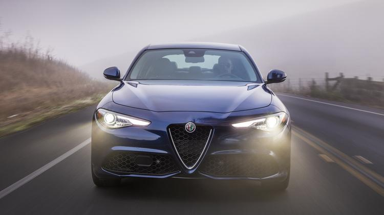 2017 Alfa Romeo Giulia Configurations >> Automotive Minute 2017 Alfa Romeo Giulia Is Part Supermodel
