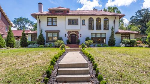 1920's Mediterranean Perfection Meticulously Restored