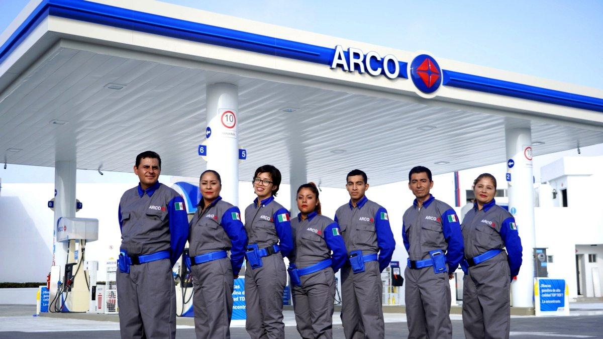 andeavor opens first arco gas station in mexico