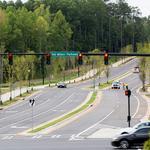 $6 million Northwinds Parkway 'punch-through' opens in Alpharetta (SLIDESHOW)