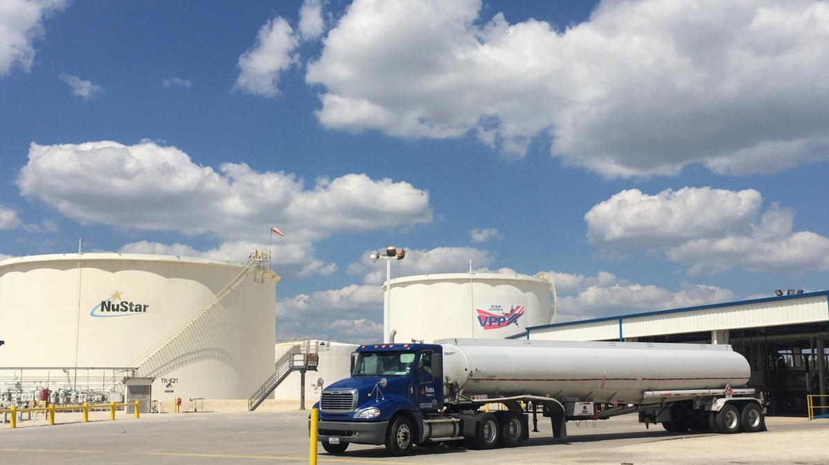 Tanker truck drivers working extra shifts to get gasoline to market san antonio business journal