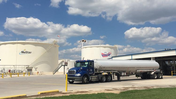 Tanker truck drivers working extra shifts to get gasoline to market ...