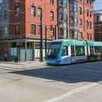 Buses will sub for streetcars until Monday