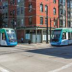 Cincinnati streetcar at a crossroads one year after launch (Video)