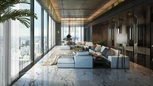 The Wallich Residence Super Penthouse