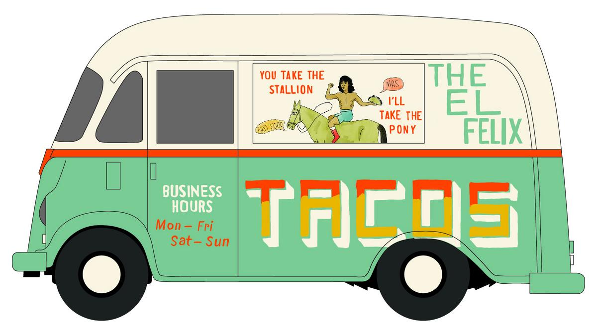 Food Truck Morningside