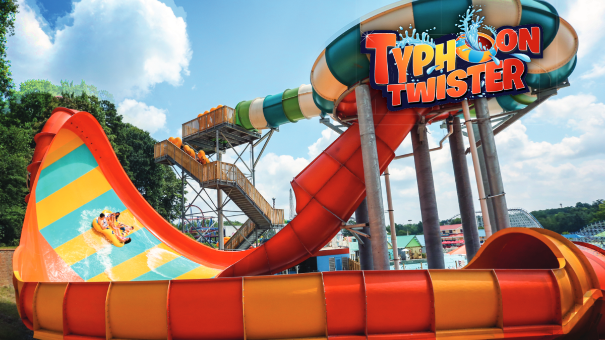Six Flags St Louis Unveils New Attraction For 2018 Season Video St Louis Business Journal