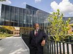Craig Miller manages millions in construction projects at Webster University