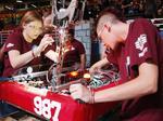 Local robotics league starts competitive season Saturday