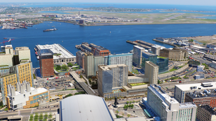 550m Omni Hotel Set To Be Seaport S Largest Gets Boston City Planners Ok Boston Business Journal