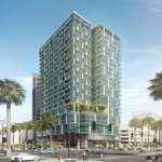Exclusive: 24-story residential tower proposed in epicenter of downtown San Jose development boom