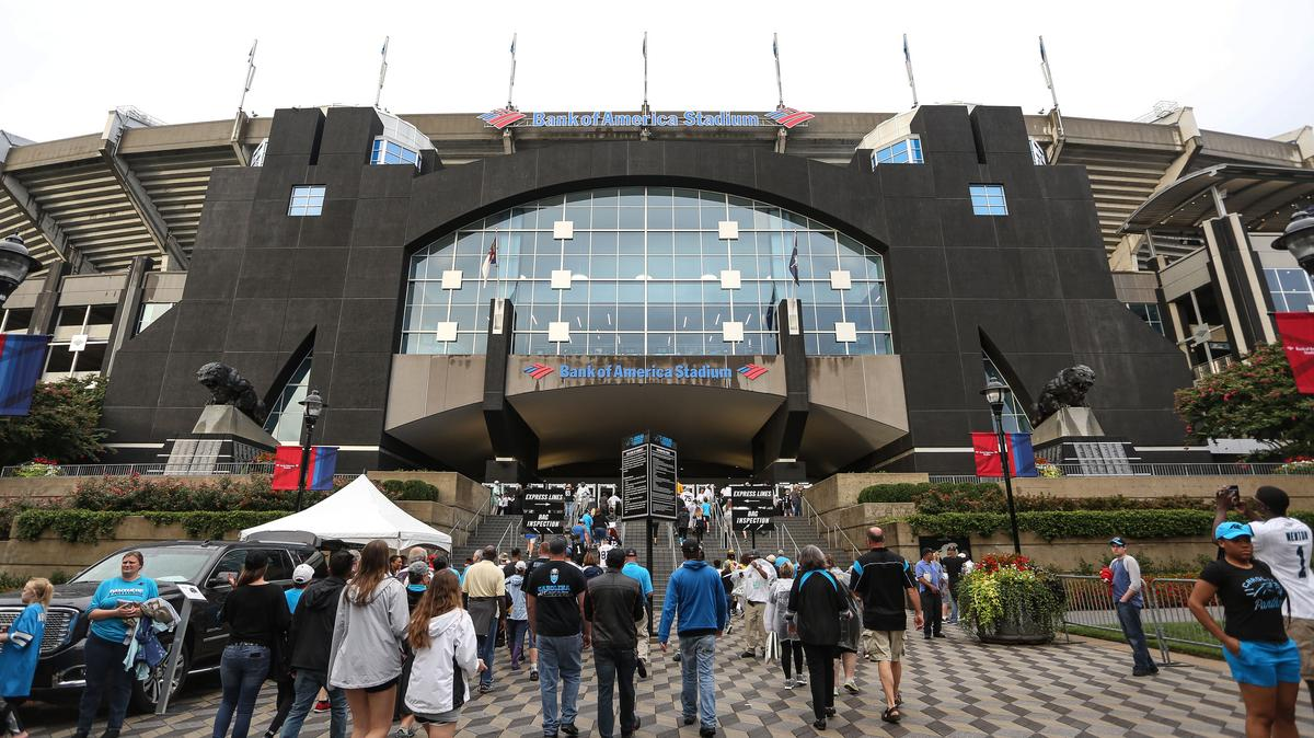 Carolina Panthers first NFL team to install lockers for merchandise pickup  - Charlotte Business Journal 5424ec61c