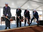 Lockheed Martin kicks off construction of $350 million Colorado satellite factory