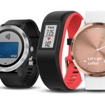 Garmin's latest wearable tries on something new: mobile pay