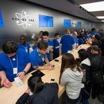 Apple's <strong>Denise</strong> <strong>Young</strong> <strong>Smith</strong> outlines new and improved perks for employees