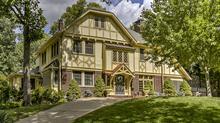 Clarence Shepherd Tudor Home