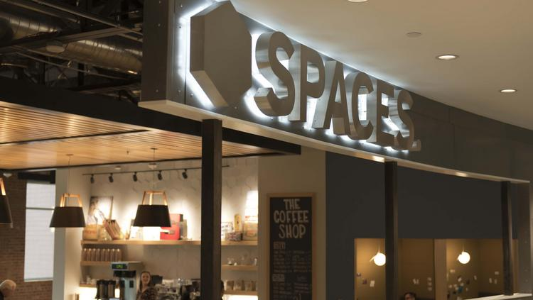 Spaces Is Opening A New Co Working Space On Two Floors At The Galleria In