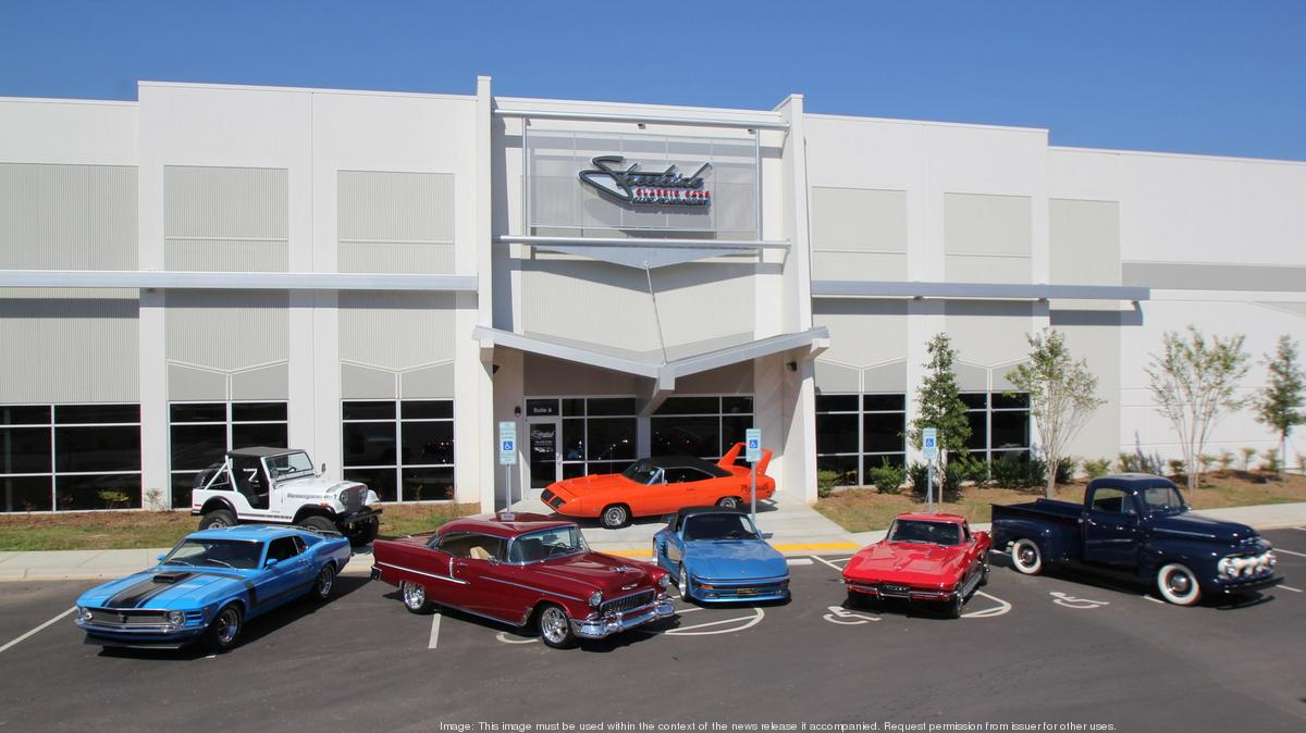 Classic car dealer enters Arizona market - Phoenix Business Journal