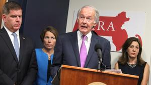 Markey to file bill to reverse FCC's repeal of net neutrality