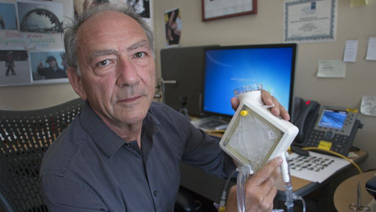 Andras Gruber co-founded Aronora to commercialize his research into drugs to fight blood clots.