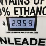 Gas prices way up after Harvey's impact, with Irma looming