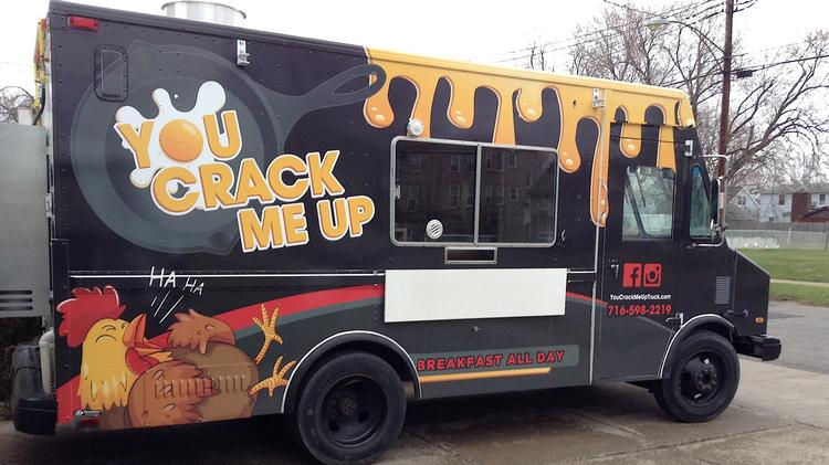 Food Trucks For Sale Near Me >> Food Truck For Sale Asking Price 50 000 Buffalo Business First