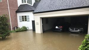 Here's where Houston flooded the most and least