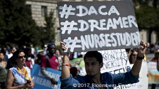 Do you have a personal or business stake in the outcome of any legislation dealing with DACA?