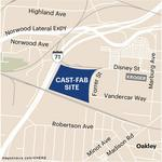 EXCLUSIVE: Cast-Fab selling former Oakley facility for redevelopment