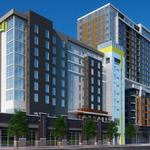 Construction underway on first hotel at Stonewall Station