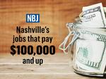 Big bucks: These are Nashville's top-paying professions
