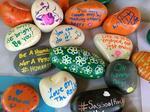 Biz: Find a rock, get a kabob