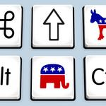 Silicon Valley's politics: Liberal, with one big exception
