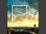 How Denver plans to cut greenhouse gas emissions by 80%