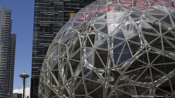 Moody's lists the 10 most likely cities for Amazon's HQ2 — and San Jose ranks … nowhere