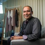How Poshmark CEO Manish Chandra channels lyrical prose as a means of motivation
