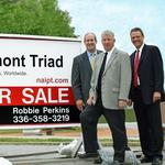 One of Triad's largest commercial real estate brokerages joins larger affiliate in S.C.