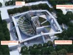 Chris Hansen's group proposes splitting KeyArena in two (Images)
