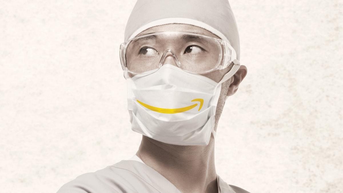 Amazon tests medical supply business with hospitals and clinics