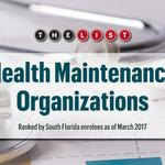The List: South Florida's Top Health Maintenance Organizations